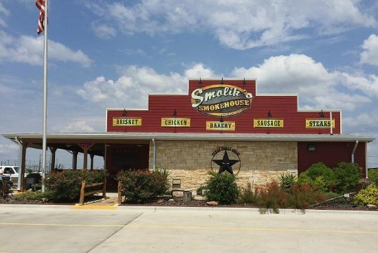 Smolik's Smokehouse Bar-B-Q