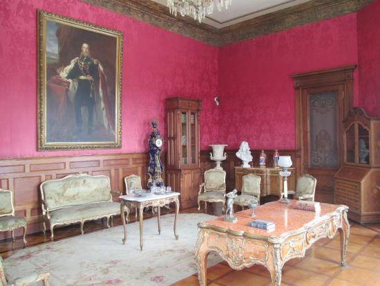 Sala de maximiliano y carlota fotograf a de museo - Muebles en la carlota ...
