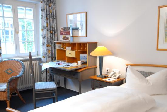 Hotel Restaurant 3 Stuben: Zimmeransicht Beispiel