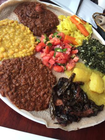 Ethiopic Restaurant H St Ne Dc
