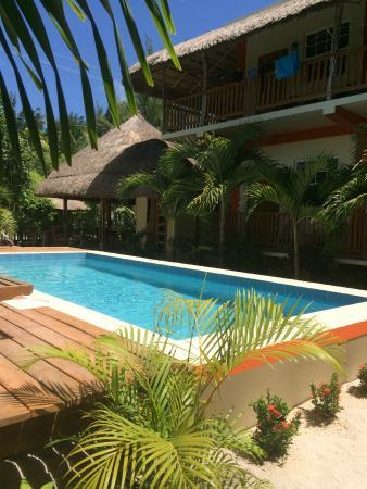 New pool in OASI