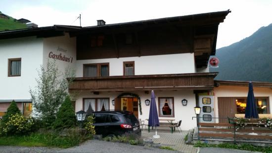 Junser Gasthaus'l, Pizzeria Tux