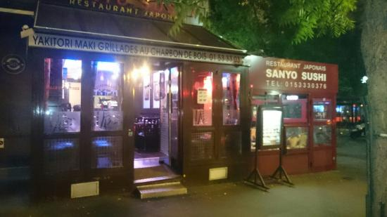 Sanyo Sushi