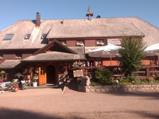 Gasthaus Wilhelmshohe