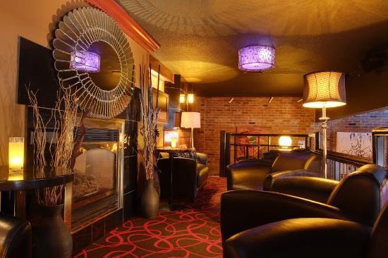 Foxy's Fine Food & Drinks : VIP Balcony lounge