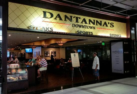 Dantanna S Downtown Cnn Food Court Location
