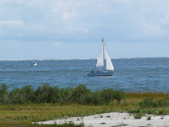 Tuckerton, Nueva Jersey: View from Great Bay