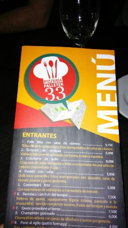 Pizzería Palleter 33