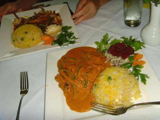 Lemongrass Thai Cuisine: teatime special