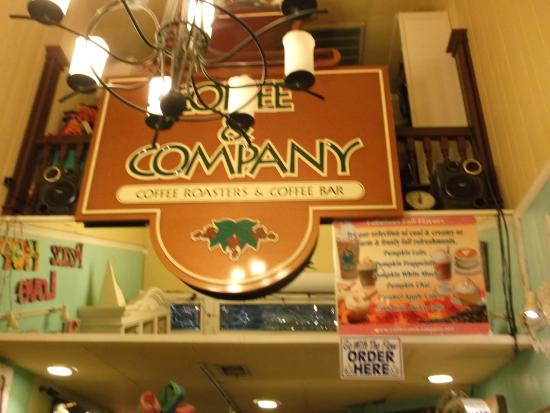 Coffee and Company: Coffee & Company at The Village