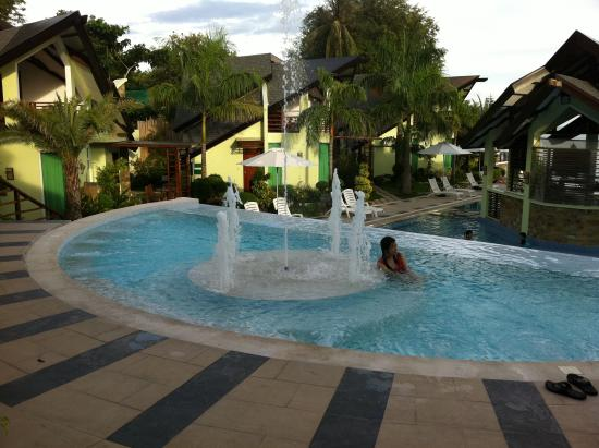 Pool 2 Picture Of Acuatico Beach Resort Hotel Laiya Tripadvisor