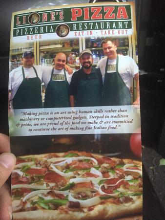 Lione's Pizza