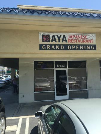 Aya Japanese Restaurant