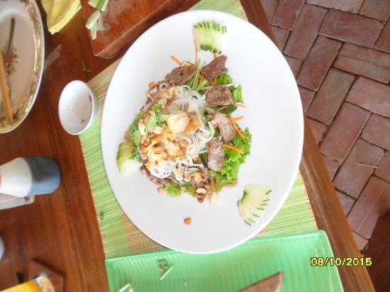 Thuan Tinh Island - Cooking Tour: Another dish we cooked