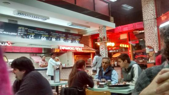 Kentucky Pizzeria Bar - Caballito