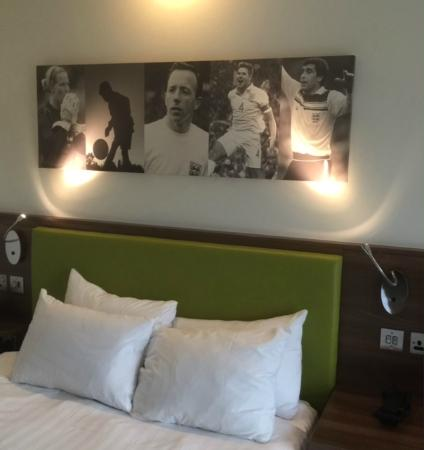 football themed rooms picture of hilton at st george s park
