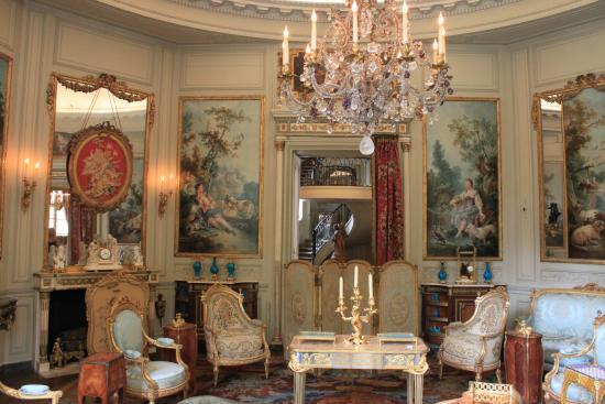 salon picture of musee nissim de camondo paris tripadvisor. Black Bedroom Furniture Sets. Home Design Ideas