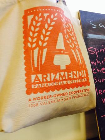 Photo of Pizza Place Arizmendi Bakery at 1268 Valencia St, San Francisco, CA 94110, United States