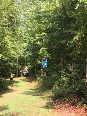 Richland Creek Canopy Tours : photo2.jpg