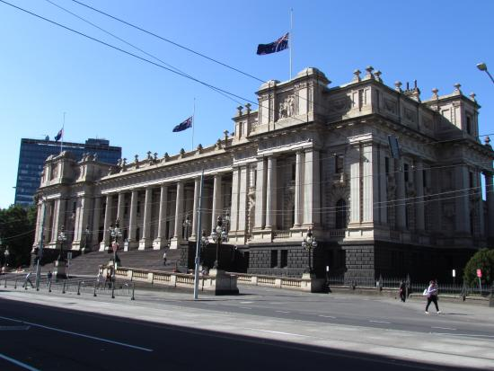 ‪Parliament House of Victoria‬