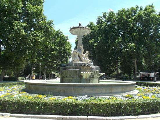 Madrid Espa A Parque Del Retiro Picture Of Retiro