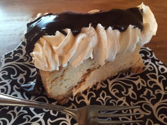 Marco's Grill and Pasta House: Peanut Butter Cheesecake