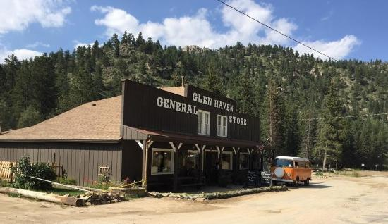 Family vacation in Colorado always includes a drive to Glen Haven.
