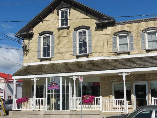 Schmidtsville Restaurant Wellesley Ontario Menu