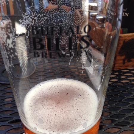 Buffalo Bills: Locally brewed.