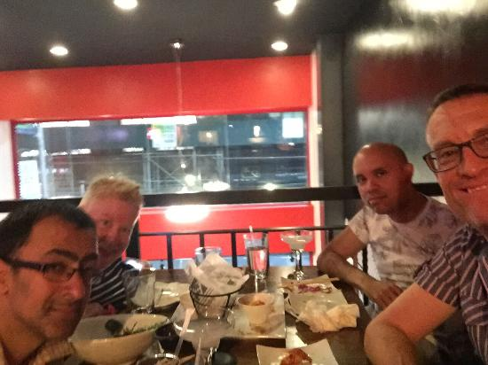 Photo of Asian Restaurant Bonchon at 207 W 38th St, New York, NY 10018, United States