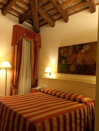 Hotel Bella Venezia : Bedroom