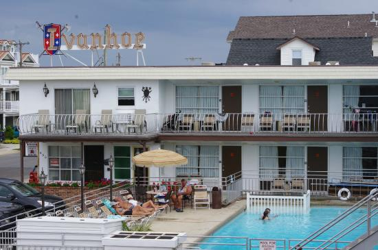 Ivanhoe Motel and Apartments : Ivanhoe