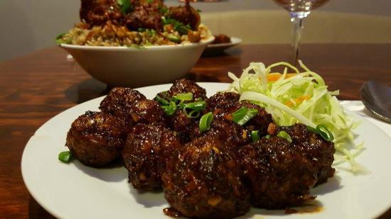 Pandu's Indo Chinese Restaurant