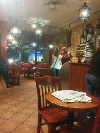 Coffee Zone, Columbia - Menu, Prices & Restaurant Reviews - TripAdvisor