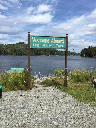 Long Lake Boat Tours