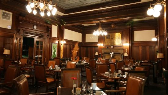 Restaurant - Picture of Union Club British Columbia, Victoria ...