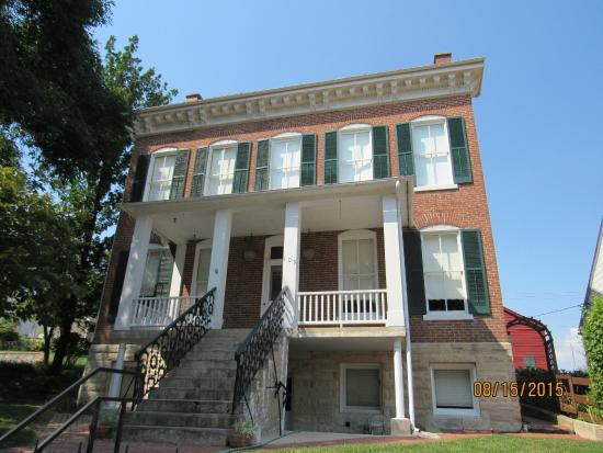 Deutschheim State Historic Site: Surgeons home