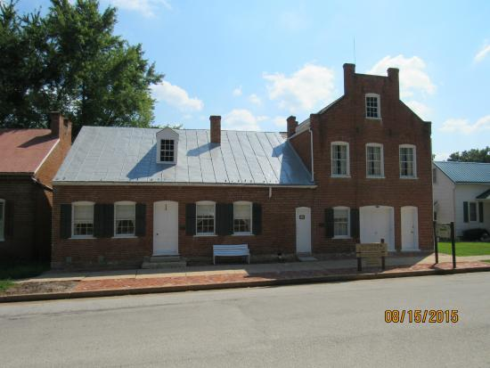 Deutschheim State Historic Site: Home/Business