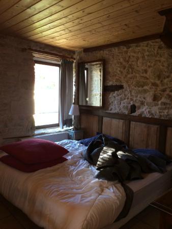 Villeferry, France : Комната