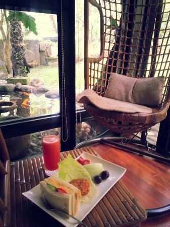 Echo villa: 美味早餐