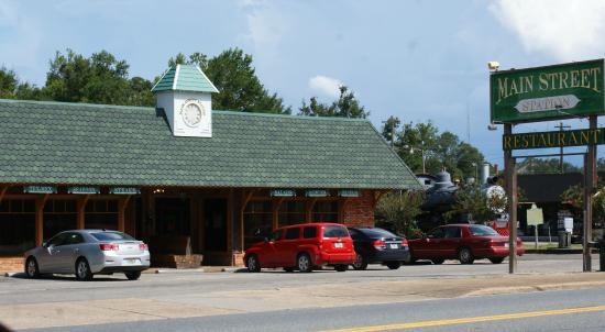 Blountstown, Φλόριντα: Main Street Station