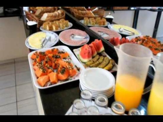 Pedra Azul, MG: café da manhã