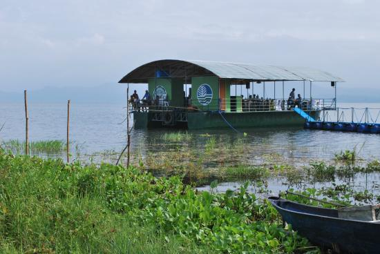 Naujan Lake National Park: Bangklase - onboard educational tour