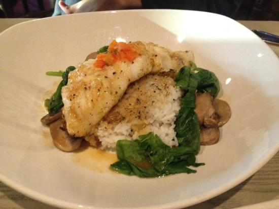 Misoyaki chilean sea bass picture of bonefish grill los for Bone fish and grill