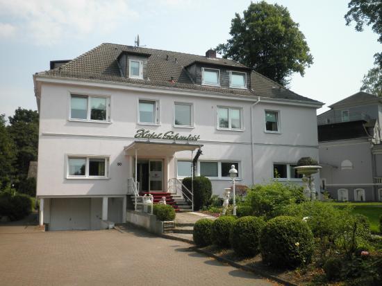 ホテル正面玄関 Bild Von Hotel Schmidt Hamburg Tripadvisor