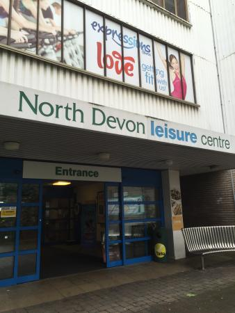 ‪North Devon Leisure Centre‬