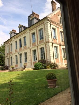 Le Clos de Grace: La villa dei propritari