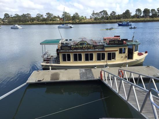 Burnett River Cruises - Day River Cruises: Buddy Belle