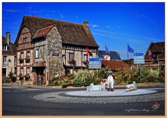 Hotel Du Grand Cerf Neufchatel En Bray