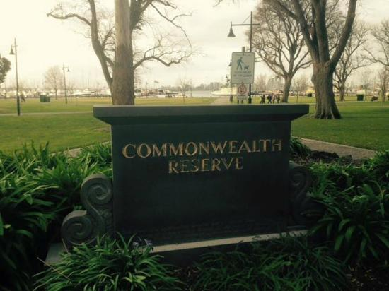 Commonwealth Reserve Williamstown